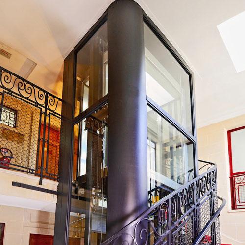 Mistral Ascenseurs  Automatismes  Fermetures Maison Individuelle
