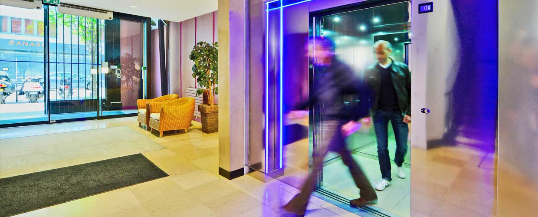 Ascenseur Mistral moderne
