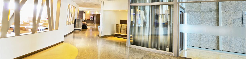 Rénovation d'ascenseur dans bâtiment collectif